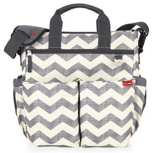 SkipHop Duo Diaper Bag and Changing Station Bundle